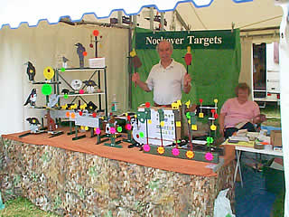 Nockover show stand
